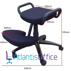 Kanga Heavy Duty Posture Kneeling Chair