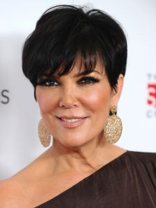 Pictures : Kris Jenner Hairstyles - Kris Jenner Short Hairstyle