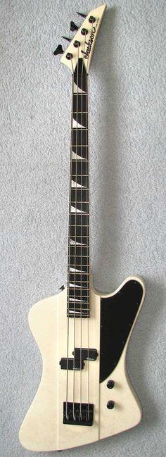 1991 Jackson Custom Shop Thunderbird Bass