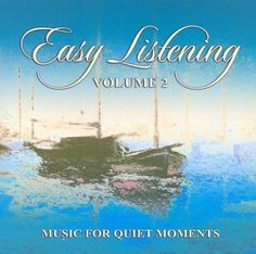 Easy Listening, Vol. 2: Music for Quiet Moments [SPP] [CD]