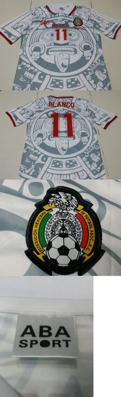... Soccer-National Teams 2891 Men S Retro Mexico Soccer Jersey (1998  French World ... 253ab9ccc