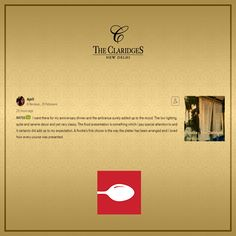 Our accolades lie in the satisfaction of our guests!