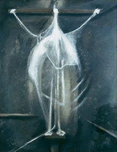 Crucifixion, 1933. Francis Bacon