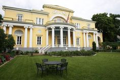 6 secrets of U.S. ambassador residence in Moscow that sound like myths