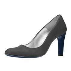 This Jacky heel is a timeless and elegant pump, whit a charming heel of 8.5 centimters. This pump has a more pointed nose and a narrow heel. This pump is available in many bright colors. Create your own Jacky pump here: http://myown-style.com/product/jacky/498/500/1065 #Jacky #heels #heel #pumps #highquality #high #quality #manybrightcolors #many #brightcolors #colors #grey #blue #black #leather #suede #create #your #own #createyourown #unique #elegant #summer #spring #allseasons #party