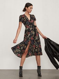 Adjustable dressing. The Linda Dress is yet another wrap dress you probably need. https://www.thereformation.com/products/linda-dress-oasis?utm_source=pinterest&utm_medium=organic&utm_campaign=PinterestOwnedPins