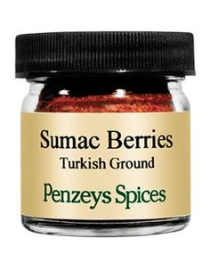 Sumac Berries...probably would not have ever thought of using this if it weren't for Amy Thielen on Heartland Table! Thank you Amy!