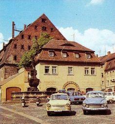 Zittau in der DDR 1983