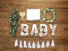Tea Party Baby Shower Party Ideas | Photo 11 of 14