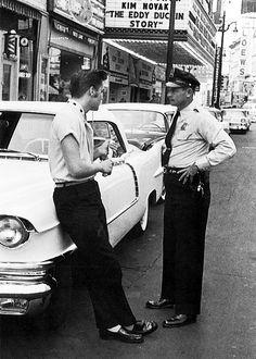 Main Street,Memphis | June, 1956.