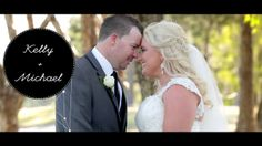 """It was love at first sight when Michael laid eyes on Kelly and now fast forwarding a few years he can call her his wife. We had the pleasure of filming this beautiful couples """"I do's"""" at the RACV Royal Pines Resort in the gorgeous little chapel, nestled amongst the trees between golf courses. After the photo shoot with Paul Bamford Photography we moved on to the reception at the Q1 where everyone partied and celebrated the night away."""