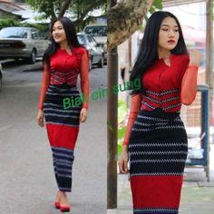 Batik Fashion, Ethnic Fashion, Skirt Fashion, Fashion Dresses, Traditional Dresses Designs, Traditional Outfits, Myanmar Dress Design, Myanmar Women, Myanmar Traditional Dress