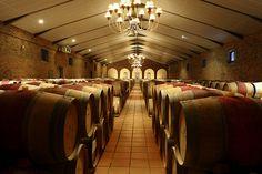 Wine Cellar at Waterford Estate