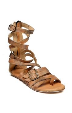 These gladiator sandals from BedStu are absolutely gorgeous! Each Bed Stu shoe…