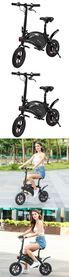 Electric Bicycles 74469: 12 350W Electric Bicycle Ebike Mountain Speed Change Lithium Battery Black Ha -> BUY IT NOW ONLY: $356.7 on eBay!