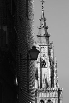 Toledo, Spain Leaves Of Grass, Chapelle, Empire State Building, Beautiful World, Trip Planning, Places Ive Been, Paths, Madrid, Toledo Spain