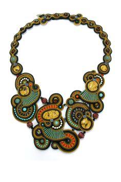 Dori Csengeri necklace   AIBIJOUX, Statement jewelry