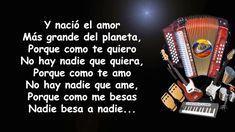 El Amor Mas Grande Del Planeta - Felipe Pelaez | Letra Grande, Amor, Songs, Lyrics