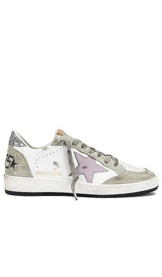 Ballstar Sneaker Golden Goose Collections - Click to Shop #affiliatelink Casual Street Style, Golden Goose, Designing Women, Chic Outfits, Sperrys, Boat Shoes, Shoes Sneakers, Collections, Slip On