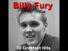 Billy Fury - 30 Greatest Hits (Original Masters) (AudioSonic Music) [Full Album] - YouTube