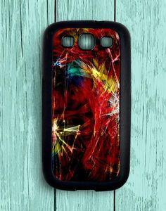 Dark Painting Cracked Samsung Galaxy S3 Case