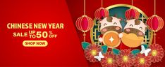 Premium Vector   Chinese new year 2021 year of the ox banner. Chinese New Year Greeting, New Year Greeting Cards, New Year Greetings, New Year Banner, Holiday Banner, Happy Lunar New Year, Happy Chinese New Year, Chines New Year, New Year Text