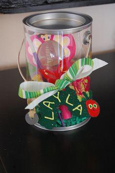 Bug jar favors