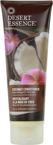 Desert Essence Coconut Conditioner -- 8 fl oz - Vitacost  I want to try I have heard such good things about this conditioner.