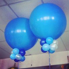 Preciosos globos en el techo / Lovely balloons on the ceiling