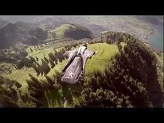 Je veux voler dans le ciel comme Roberta Mancino : 2 Elements - Air and Water Base Jumping, Gif Of The Day, Before I Die, Black Edition, Just Breathe, Skydiving, Extreme Sports, Ciel, Gopro