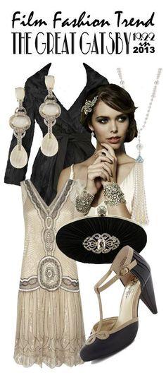 Vintage et Gatsby Love <3 #xoKxo ~Kisxbliss