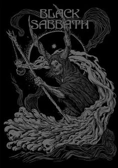 Black Sabbath by Albert Che