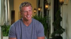 Sean Lowe from The Bachelorette