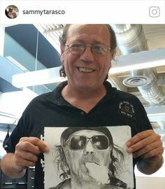 Sam tarasco drawing