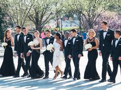 5 Last-Minute Things You Never Want to Hear From Your Bridal Party    Photo by: Eli Turner Studios   TheKnot.com