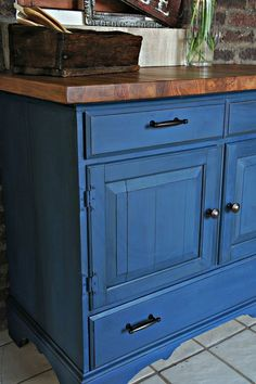 ...Annie Sloan Chalk Paint Furniture - Whimsical Perspective
