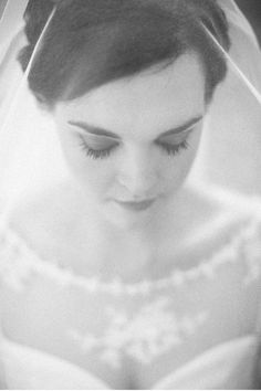 Classic Bridal Portrait-maybe one looking up from that position with ur eyes too
