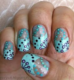 Dots Extravaganza by Roxana C.