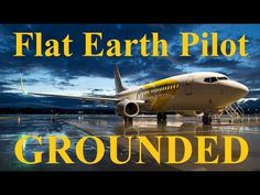 Veteran 737 Pilot grounded for Flat Earth comments - Mark Sargent ✅ - YouTube