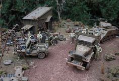 military dioramas | military dioramas 6 | Flickr - Photo Sharing!