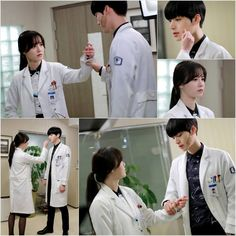 Holding hands is so last year. Ahn Jae Hyun & Goo Hye Sun grab each other's wrists in 'Blood.' Do they ever let go? http://www.dramaboss.com/blood