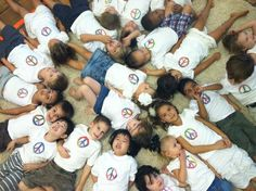 Students at Cave Creek Montessori love their creative peace day shirts and enjoy learning about the impact peace has on our earth!