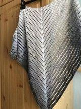 Šatky - Šatka Dúhenka - stredná, sivá - 10305997_ Crochet Top, Tops, Women, Fashion, Moda, Fashion Styles, Fashion Illustrations, Woman