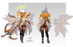 ArtStation - Light Characters - Ranger, Gouf Gouf