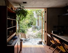 Japanese Photographer's Stylish Abode Is A Dream Home For Minimalists - DesignTAXI.com