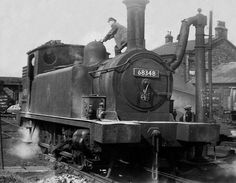 "LNER. Holmes ""J88"" Class 0-6-0T No. 68348. 