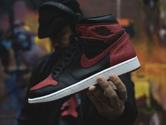 5c8fd1dca41e7 Nike Air Jordan 1 Retro Bred (by vieilleecole) Buy Sneakers