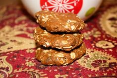 Gingerbread Protein Cookie