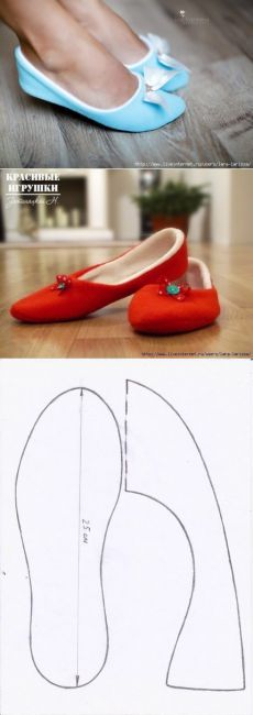 We sew soft house-shoes Sewing Slippers, Fashion Design Classes, Colette Patterns, Shoe Pattern, Creation Couture, Sewing Class, Crochet Shoes, How To Make Shoes, Mo S