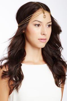Peace Three Line Headband #boho #beauty #summer